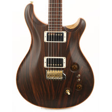 PRS Private Stock Custom 22 Macassar Ebony Top and 10k Gold Inlays Natural Satin