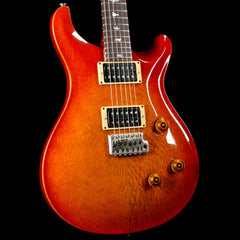 PRS Custom 24 10-Top Lacewood 2-Color Sunburst 1992