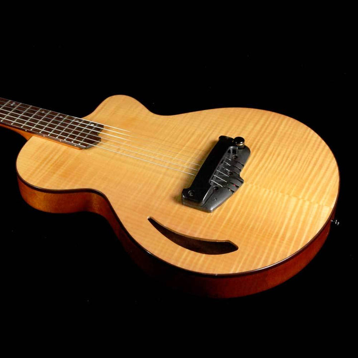 Willcox Atlantis Thinline Acoustic-Electric Natural S090110184