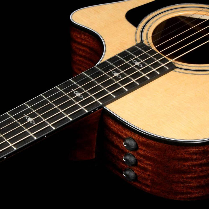 Taylor 312ce 12-Fret Grand Concert Acoustic-Electric Natural 1109058012