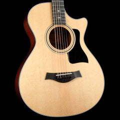 Taylor 312ce 12-Fret Grand Concert Acoustic-Electric Natural