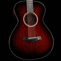 Taylor 522e 12-Fret Mahogany Grand Concert Acoustic-Electric Shaded Edgeburst