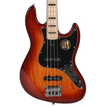 Sire Guitars Marcus Miller V7 Vintage Swamp Ash 4-String Bass 2nd Generation Tobacco Sunburst