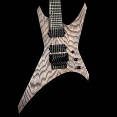 Jackson Pro Series Dave Davidson Warrior WR7 Distressed Ash