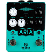 Keeley Aria Compressor Drive Effect Pedal