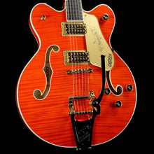 Gretsch G6620TFM Players Edition Nashville with Bigsby Orange Stain