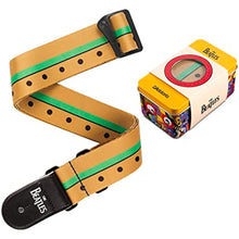 Planet Waves Yellow Submarine 50th Anniversary Guitar Strap with Tin - George