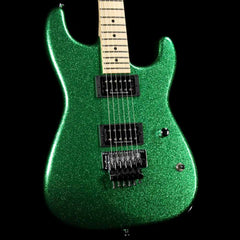 Charvel Custom Shop San Dimas 2H FR Green Sparkle 2017