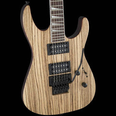 Jackson X Series Soloist SLX Zebra Wood Top