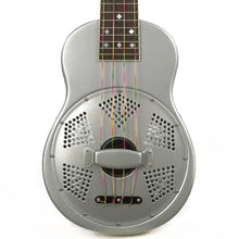 National Style N Concert Ukulele Brushed Nickel