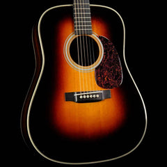 Martin HD-28V Dreadnought Acoustic Sunburst 2005