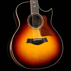 Taylor 856ce-SB DLX 12-String Grand Symphony Acoustic-Electric Tobacco Sunburst