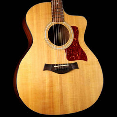 Taylor 114ce Grand Auditorium Acoustic-Electric Natural 2008