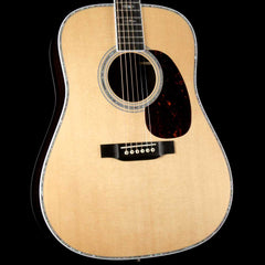 Martin D-41 Dreadnought Acoustic Natural 2017