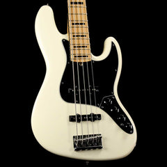 Fender American Deluxe V 5-String Jazz Bass Olympic White 2012