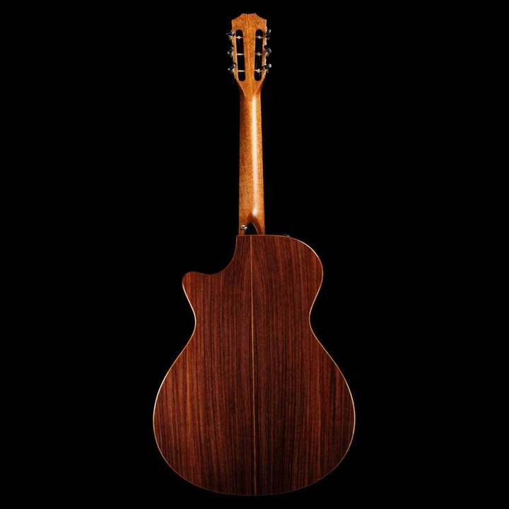 Taylor 712ce 12-Fret Grand Concert Acoustic-Electric Natural 1109258027