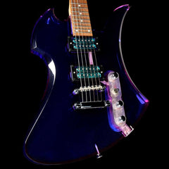 BC Rich Mockingbird Acrylic Blue