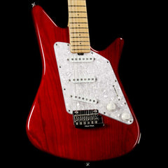 Ernie Ball Music Man Albert Lee Transparent Red