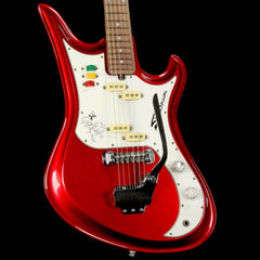 Teisco Spectrum 2 Reissue Red