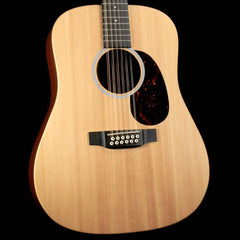 Martin X Series D12X1AE 12-String Dreadnought Acoustic-Electric Natural 2016
