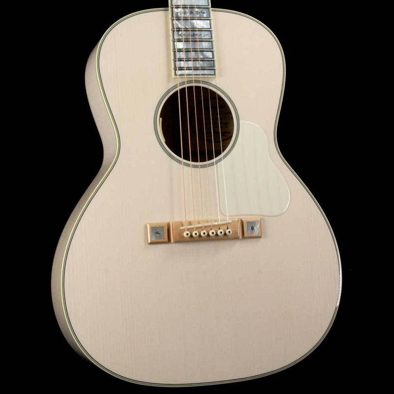 Bourgeois L-DBO Whyte Rabbit Acoustic-Electric Transparent White 007607