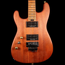 Charvel Custom Shop San Dimas Roasted Mahogany Left-Handed Natural