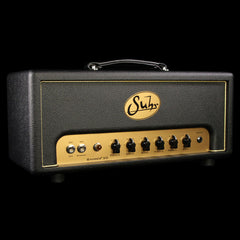 John Suhr Amplifiers Badger 30-Watt Head