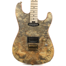 Charvel Custom Shop San Dimas HS Hardtail Buckeye Burl Top Oil Finish