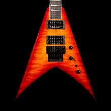 Jackson Custom Shop KV2 King V Roasted Mahogany Cherry Burst