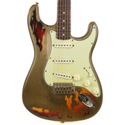 Fender Custom Shop Rory Gallagher Stratocaster 3-Tone Sunburst Masterbuilt Dale Wilson