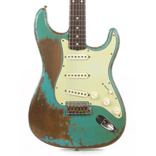 Fender Custom Shop 1959 Stratocaster Ultimate Relic Taos Turquoise Masterbuilt Dale Wilson
