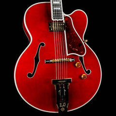 Gibson Custom Shop Wes Montgomery L-5 Wine Red 2015