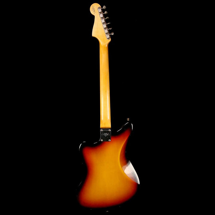 Fender Custom Shop '59 Jazzmaster Journeyman Relic Faded 3-Color Sunburst CZ537664