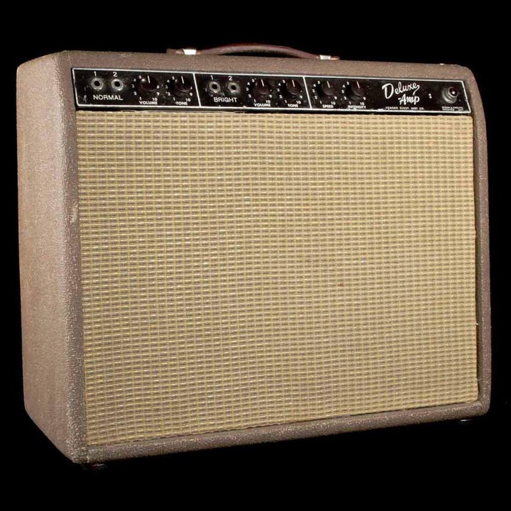 Fender Deluxe Combo Amplifier 1961 D02183