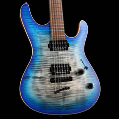 Mayones Setius 2-Tone Blue Burst