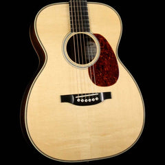 Bourgeois Vintage 00 Acoustic Adirondack Spruce and Madagascar Rosewood Natural