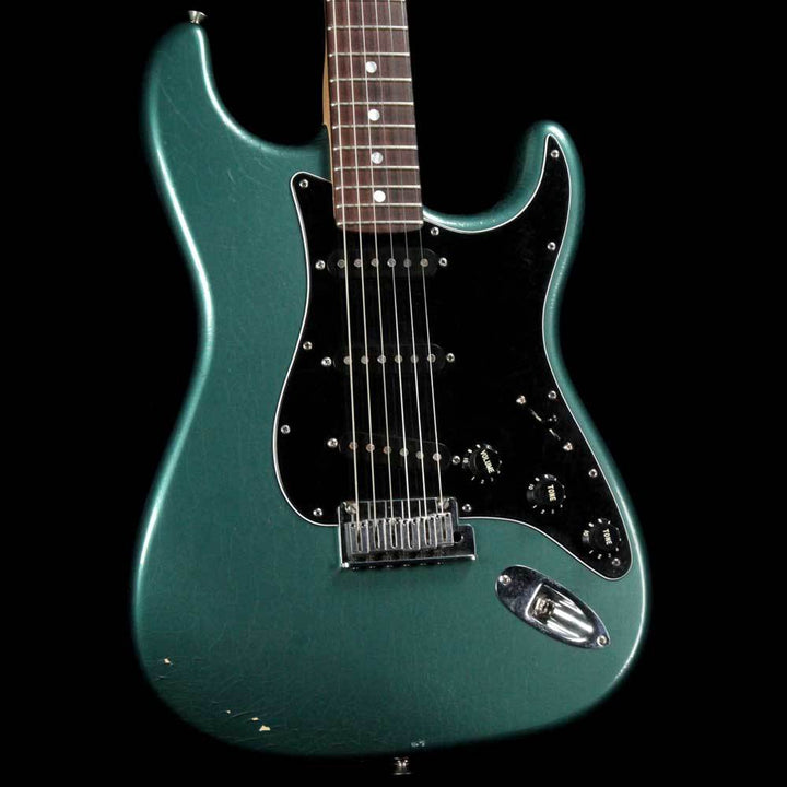 Fender Custom Shop Stratocaster Pro Closet Classic Sherwood Green 2015 R81344
