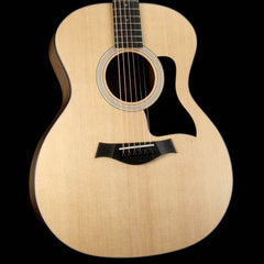 Taylor 114e Walnut Grand Auditorium Acoustic-Electric Natural