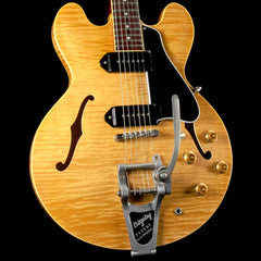 Gibson Memphis 1961 ES-330 Reissue Figured Dark Natural