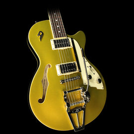 Duesenberg DTV-GT Starplayer Gold Top SS Electric Guitar