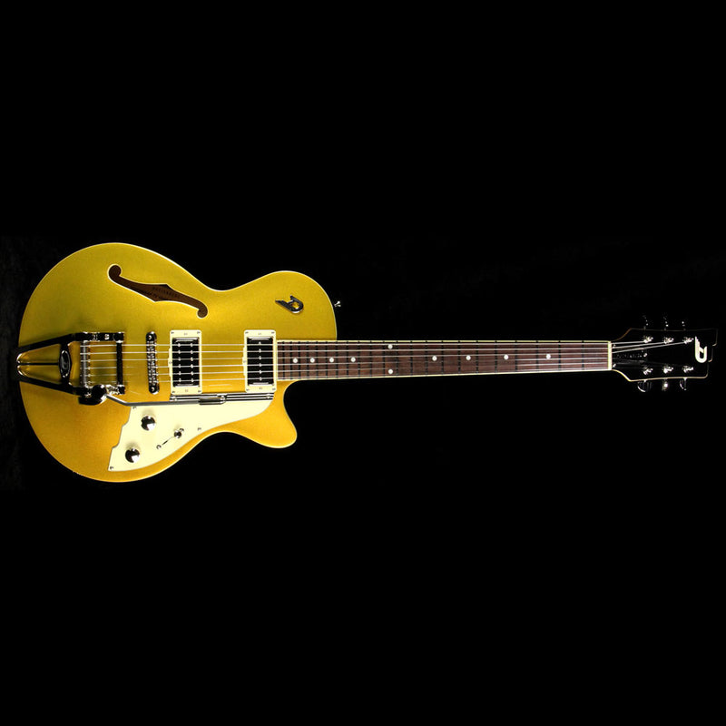 Used Duesenberg DTV-GT Starplayer Gold Top SS Electric Guitar 170702