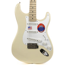Fender Artist Series Eric Clapton Stratocaster Electric Guitar Olympic White