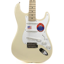 Fender Artist Series Eric Clapton Stratocaster Olympic White Used