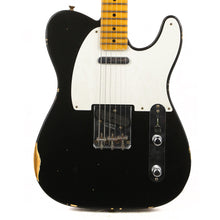 Fender Custom Shop 1954 Telecaster Aged Black Relic