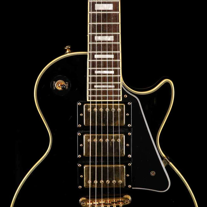 Epiphone Les Paul Custom Black 14021509926