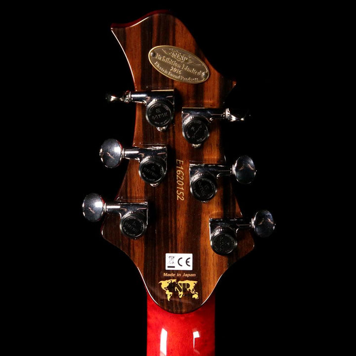 ESP Custom Shop Exhibition Limited Edition Mystique See-Through Red E1620152