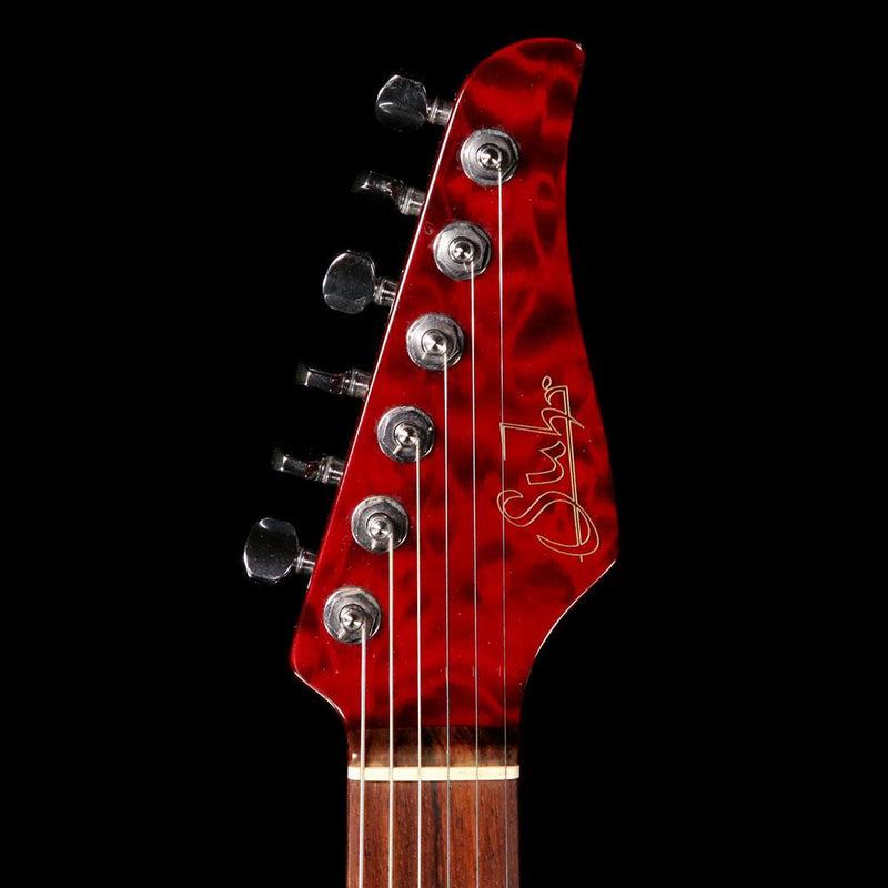 Suhr Standard Carve Top Chili Pepper Red 2003 2470