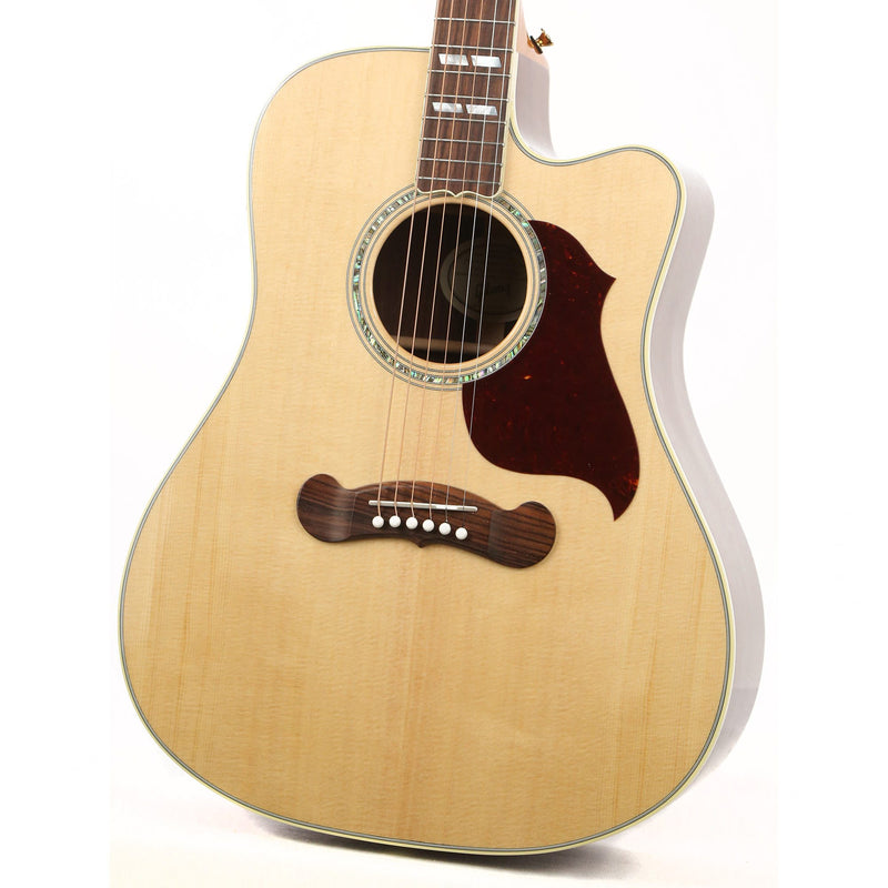 Gibson Songwriter Cutaway Acoustic-Electric Antique Natural 20240087