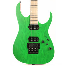 Ibanez RG Prestige Transparent Florescent Green