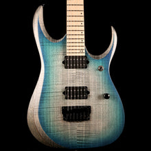 Ibanez RGD61AL RGD Axion Label 6-String Stained Sapphire Blue Burst